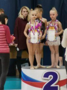 Кисдоводск. соревнования по художественной гимнастике - награждение-min